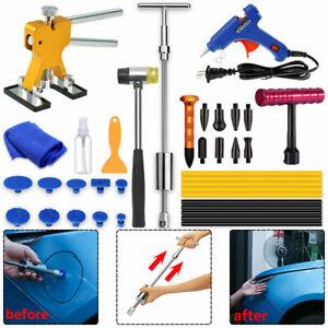 Car Paintless Dent Repair Removal Puller Kits Hammer Dent Hail Damage Auto Tools
