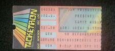 Sammy Hagar 1985 Concert Ticket Stub - Hara Arena - Dayton OH