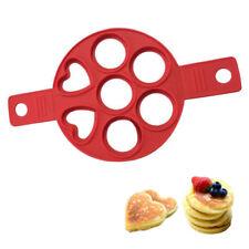 Pancake Nonstick Cooking Tool Egg Ring Maker Cheese Egg Cooker Pan Flip Egg Mold