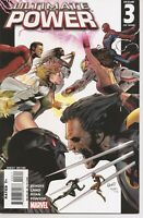 °ULTIMATE POWER #3 von 9 ° US Marvel 2006 FF/Xmen/Ultimates vs Squadron Supreme