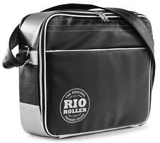 Rio Roller Moda de Usos Múltiples Skate Bolsa - Negro/Blanco