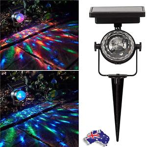Waterproof Outdoor Christmas Lights Laser Solar Power Star Light Projector Xmas