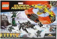 LEGO - SUPER HEROES - 76084 -  LA BATAILLE SUPRÊME POUR LA SURVIE D'ASGARD