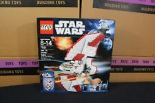 NEW Sealed Box! LEGO 7931 Star Wars Jedi T-6 Shuttle FREE Priority Mail!