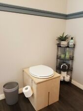 High Quality Road Commode Composting Toilet