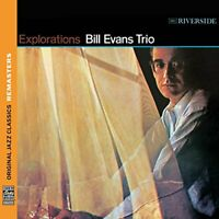 The Bill Evans Trio - Explorations Origi (NEW CD)