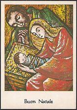 AA4751 Buon Natale - Edizioni SPAM 18142/74 - Schricker - Cartlolina - Postcard