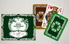 Piatnik Playing Cards with 50 Bridge Score Cards