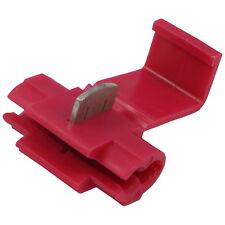 10 VOGT 3924 Schnellverbinder Abzweigverbinder Stromdieb 0,34-1 mm² rot 856990