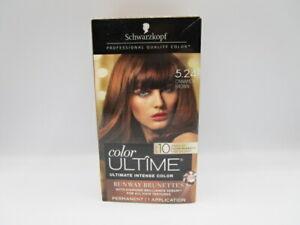 Schwarzkopf Ultime Hair Color Cream 5.24 Cinnamon Brown 2.03 Ounces
