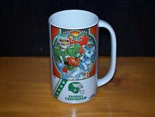Phildelphia Eagle Randel Cunningham Numbered Mug