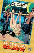 White Slave - VHS BIG BOX - Wizard Video 1985 Mario Gariazzo, Grindhouse