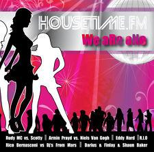 CD HouseTime.FM de Various Artists 2CDs