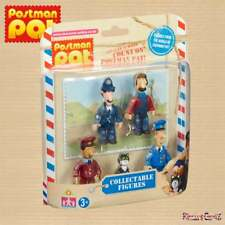 Postman Pat Collectable Figures 5-Figure Pack inc Jess Ted Glen PC Selby Ajay