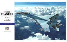 Sukhoi Su-35 Flanker E (russe AF MARKINGS) 1/72 Hasegawa