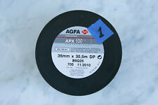 Agfa APX 100 Professional ISO 100 35mm X 30.5m Black and White Film Agfapan #1