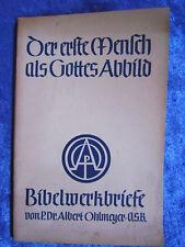 """""""Bibelwerkbriefe – Der erste Mensch als Gottes Abbild"""" von Dr. Albert Ohlmeyer"""
