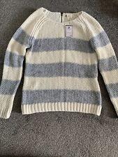 Italian Yarn Next Knitwear Bnwts Size M Zip Back Cosy