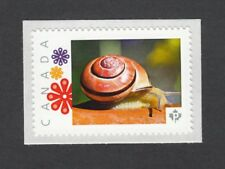 SNAIL = Picture Postage stamp MNH Canada 2014 p6an9/7