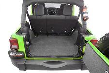 Floor Liner-Unlimited X Bedrug BRJK07R4 fits 2007 Jeep Wrangler