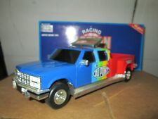 Chevy Dually 1 ton Jeff gordon 1:24 Truck Bank crewcab Refinish racing action