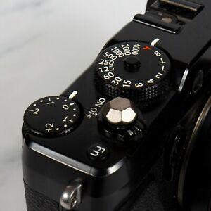 UK Custom made Shutter Button Soft Release - Polygon For Fuji Leica Canon Nikon