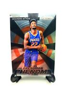 DeAndre Ayton RC 2018-19 Panini Prizm Freshman Phenoms Rookie Card Phoenix Suns