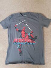 Marvel...Deadpool T-Shirt. Size M