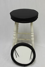"15"" Bar Stool Covers with Foam (Set of 2)"