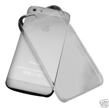 NEW ULTRA SLIM CLEAR HARD BACK CASE COVER FOR APPLE IPHONE 5