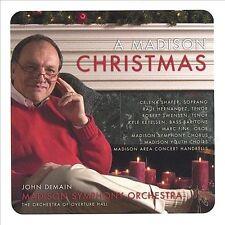 Madison Symphony Orchestra : Madison Christmas CD
