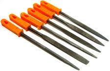 6 Piece Hangable Needle File Set Small Mini Files Jewellers Precision Files