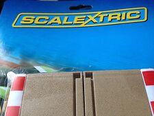 BRAND NEW SCALEXTRIC C8223 Half Straight Borders 175mm x 4