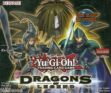 Dragons of Legend Individual Yu-Gi-Oh! Cards in English