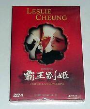 "Leslie Cheung ""Farewell to My Concubine"" Gong Li HK 1993 Drama DVD"
