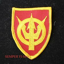 US ARMY AUTHENTIC 4TH TRANSPORTATION BRIGADE PATCH L@@K