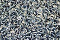 (1100) Phillips Truss Head 10-32 x 1/2 Machine Screws #10 Zinc