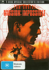MISSION: IMPOSSIBLE - 2 Disc Special Edition DVD Tom Cruise *New/Sealed*
