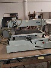 Hermes Vanguard V7200 Power Engravograph Engraving Machine