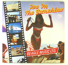 """12"""" Maxi - Beagle Music Ltd. - Ice In The Sunshine - C2151 - washed & cleaned"""