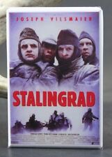 Stalingrad German Movie Poster - Fridge / Locker Magnet. WWII