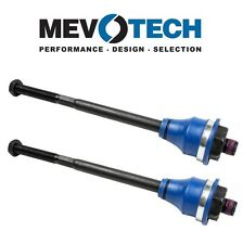 Avalanche 1500 Silverado 2500 Pair Set of 2 Inner Tie Rod Ends Mevotech MES3488