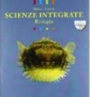Scienze integrate, BIOLOGIA LINX Pearson scuola, Miller 9788863643114 ( NO DVD )