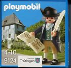 Playmobil 9124 - Sonderfigur Johann Wolfgang Goethe Neu OVP