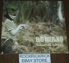 BIG MERINO - SUBURBAN WILDLIFE -10 TRACK CD- (DIGIPAK) FOG437