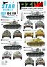 Star Decals 1/35 Pz.kpfw.iv Ausf.F2 / Ausf.g #35-C1118