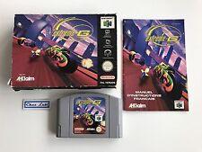 Extreme G - Nintendo 64 N64 - PAL EUR
