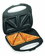 GRILL SANDWICH MAKER Non Stick Dual Panini Breakfast Electric Kitchen Toaster