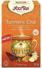 Yogi Tea Curcuma Chai, pack de 6