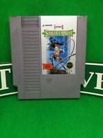 Nintendo NES Castlevania II Simons Quest